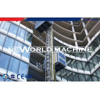 Wholesale Customized Single Cage Construction Elevator Rental Building Hoist from china suppliers
