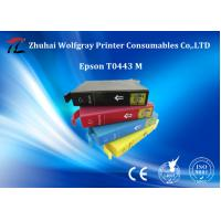 Buy cheap Zhuhai Compatible Color  Ink cartridge for Epson T0443  at the best price from wholesalers