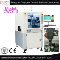 Nozzles Automatic Cleaning Conformal Coating Equipment For PCBA Surface Coating Manufactures