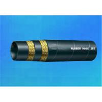 Buy cheap Oil Resistant Custom Hydraulic Hoses SAE 100R2 AT / DIN20022 EN 853 2SN from wholesalers