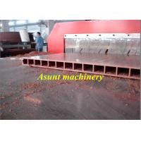 WPC / PVC Plastic Profile Production Line For Door And Window Manufactures