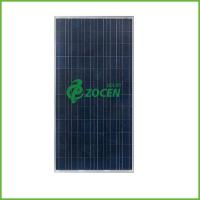 High Efficient Anti Reflective Coating Solar Panels 305W With Anodized Aluminum Frame Manufactures
