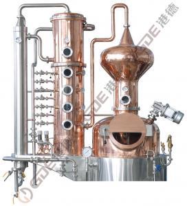 Alcohol Distillation Equipment  Manufactures