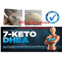 Pharmaceutical Raw Materials From Quality Legit Manufacture Source 7-Keto DHEA CAS 566-19-8 Manufactures