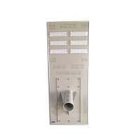 Buy cheap 140w Solar Street Light 14000 Lumens For Metro Road 12 Meters Lighting Pole from wholesalers