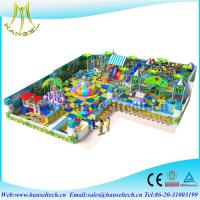 Hansel hot sell cheap 2017 childrens fun parks games indoor soft play equipment Manufactures