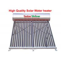 Wholesale PLUS Series Vacuum Tube Solar Water Heater Polyurethane Insulation Material from china suppliers