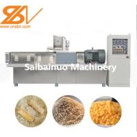 Buy cheap Full Automatic Bread Crumb Maker 380V 50HZ Wheat Flour Raw Material from wholesalers