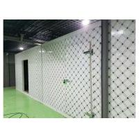 Buy cheap Commercial Walk-In Refrigerator Freezer Large Indoor Cold Room Insulation Polyurethane Panel Thick 100MM from wholesalers