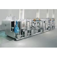 Buy cheap SUS304 Sterilization Machine Auto Continuous Spraying Sterilizer For Fruit Juice Processing Line from wholesalers