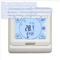 Buy cheap HVAC Systems Type wifi thermostat for fan coil from wholesalers