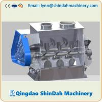 Wholesale high performance competitive prices Horizontal Weightlessness Double Shaft Paddle Mixer Blender from china suppliers