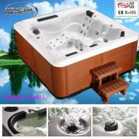 Buy cheap Acrylic Outdoor Mini Hot Tub Spa With Usa Balboa System from wholesalers