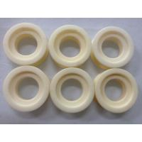 Buy cheap White Ceramic Guide Pully With HRa 89 For Textile Machinery NT004-2 from wholesalers