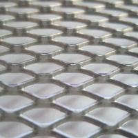 Buy cheap Galvanized Pedal Expanded Wire Mesh Stretch Expanded Metal Mesh For Screen from wholesalers
