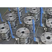 Buy cheap Forged Steel 2-pc Ball Valve Class 150-1500 Floating Ball Flanged from wholesalers