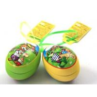 Buy cheap new year Easter egg shape chocolate tin from wholesalers