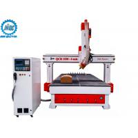 Buy cheap 4 Axis 3d Wood Sculpture CNC Wood Router Machine 1530 with Automatic Tool Changer from wholesalers