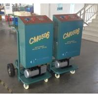 Buy cheap CM05 Large wheels R12 R22 recovery equipment for production line from wholesalers