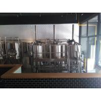 Stainless Steel Craft Brewing Equipment Manufactures