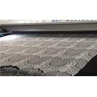 Buy cheap 100% nylon lace Laser Cutting Machine for Knitted Lace Fabric Edges JHX-160100 S from wholesalers