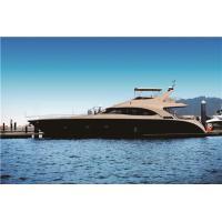 Buy cheap Fiberglass Sport Motor Yachts 70 Feet Engine Capacity Volvo 725hpx2 21.6m Length product