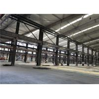 Wholesale Prefabricated Metal Sheet Steel Structure Building With Rolling Or Sliding Door from china suppliers