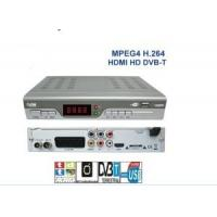 Buy cheap HD H. 264 DVB-T Digital TV Receiver from wholesalers