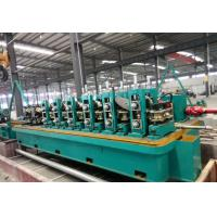 Buy cheap Galvanized Steel Strip Welded Pipe Mill Line from wholesalers