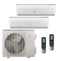 Buy cheap Wall / Window Mount 3 Split Unit Air Conditioner , 12 - 60k Dc Inverter Aircon from wholesalers