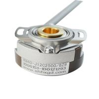 Buy cheap External Diameter 40mm Hollow Shaft Incremental Encoders Through Hole 6mm 1024ppr KN40 from wholesalers