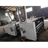 Buy cheap Corrugated Box Printing Machine Printer Slotter Die Cutter Stacker Production Line from wholesalers