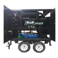 Buy cheap Mobile Type Insulating Fluids Purifier Machine Fuller's Earth Filter (9000Liters/Hour) from wholesalers
