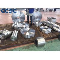 Buy cheap Alloy Steel Hot Forged Parts Undergoing Electro - Galvanized Surface Treatment from wholesalers