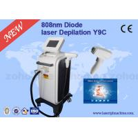 """Buy cheap 8.4"""" Touch LCD Display Laser Permanent Hair Removal Machine Big Spot Size from wholesalers"""
