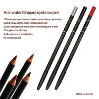 Buy cheap Waterproof Eyebrow Pencil for Cosmetic (ZX-p) from wholesalers