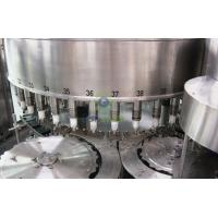 Buy cheap 3 in 1 Auto Stainless Steel Beverage Mineral Water Filling Machine Bottling Line from wholesalers