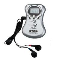 Wholesale digital FM radio step counter pedometer from china suppliers