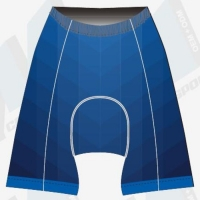 Buy cheap ISO9001 Road Cycling Bike Jersey shorts Full Size 2cm Gripper from wholesalers