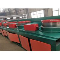 Buy cheap Steel Wire Straight Line Metal Wire Drawing Machine Automatic Continues Dry Type from wholesalers