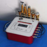 Buy cheap rf no needle mesotherapy machine,5D facial sculpture needle free cosmetic exfoliating hydrating whitening collagen prom from wholesalers