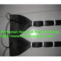 Buy cheap Black fake horse tails for sale from wholesalers