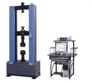 China 100KN Building Material Testing Machine , Pressure Plate Diameter 100mm on sale