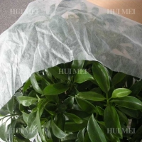 Buy cheap Plants Non Woven Polypropylene Landscape Fabric Environmental Friendly from wholesalers