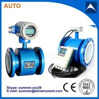 Buy cheap electromagnetic textile wastewater flowmeter with low cost from wholesalers