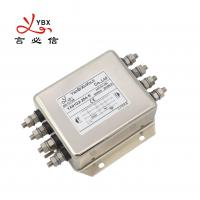 Buy cheap 25A Electric DC Inverter EMI Filter / Solar Inverter Output Filter from wholesalers