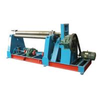 China 3 Rollers Mechanical Rolling Machine Have Good Price and  Performance Thin Thickness Stainless Tubes on sale