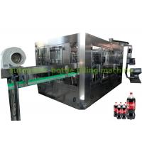 Buy cheap Cola / Sparkling / Soda Water Carbonated Drink Filling Machine 380V 50Hz from wholesalers