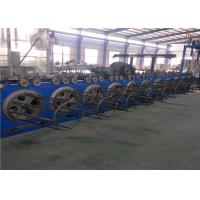 Buy cheap Electric Galvanizing Iron Wire Production Line , Wire Galvanizing Plant  For Binding Wire from wholesalers