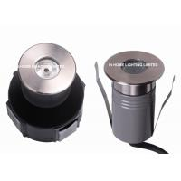 Buy cheap Waterproof RGB LED Inground Pool Lights , 12V 3W Mini Underground Recessed Driveway Lights from wholesalers